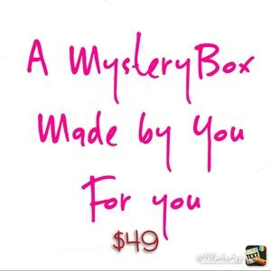 🎀PERSONALIZED MYSTERY BOX🎀